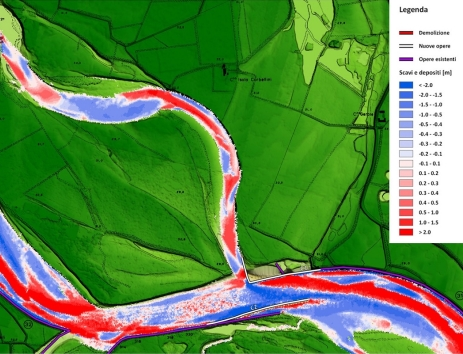 Morphodynamics of Large Rivers